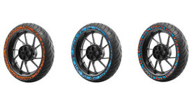 CEAT Launches Coloured Zoom RAD Tyres To Celebrate Holi