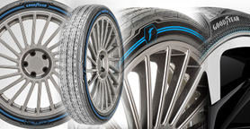 Goodyear's Connected Tyres Cut Stopping Distances By 30%