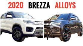 These 2020 Vitara Brezza Alloys Are Selling Like Hotcakes [Images]