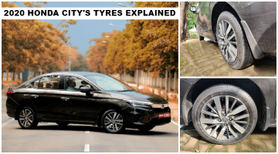 The Tyres Of All New Honda City-2020, 5th Gen Explained
