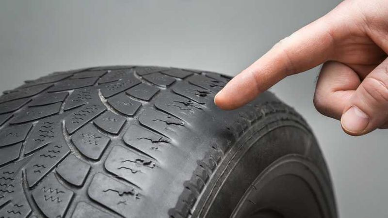 Identify The Different Types Of Tyre Wear