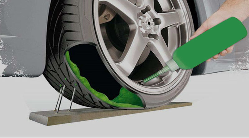 Pros And Cons Of Using Tyre Sealant Explained