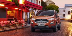 Check Out The Popular Tyres Suitable For Your Ford EcoSport