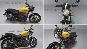 CEAT Partners With Royal Enfield To Launch The Meteor 350