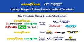 Goodyear & Cooper Will Focus On Replacement Tyre Market