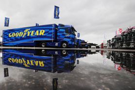 Goodyear To Run As The Offical Tyre Partner For Nürburgring