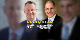 CEOs Of Goodyear & Cooper Tyre Discuss The Merger