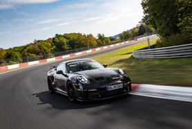 Porsche 911 GT3 To Be Equipped With Michelin Tyres