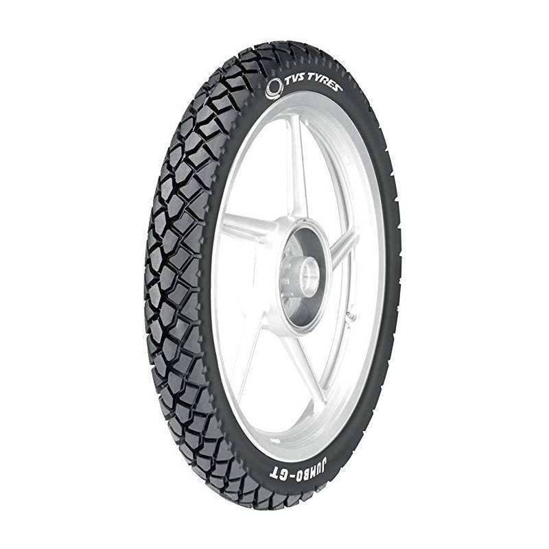 80//100-17 46P Front Motorcycle Tyre Continental ContiGo